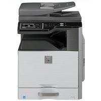 Sharp MX-3114N Scanner Driver