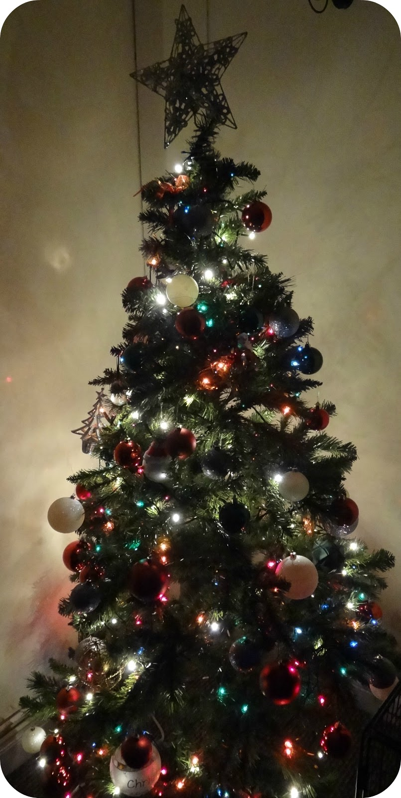 Life Unexpected: Our First Family Christmas Tree