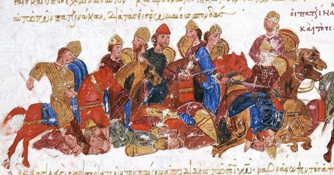 Six Years of Chaos In Byzantium: The Cumans Vs. The Pechenegs Vs. The Byzantine Empire Vs. Çaka Bey of Smyrna