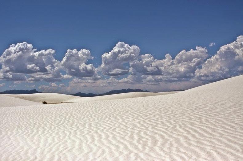 White Sands, un desierto de cristales de yeso en Nuevo México | Estados Unidos