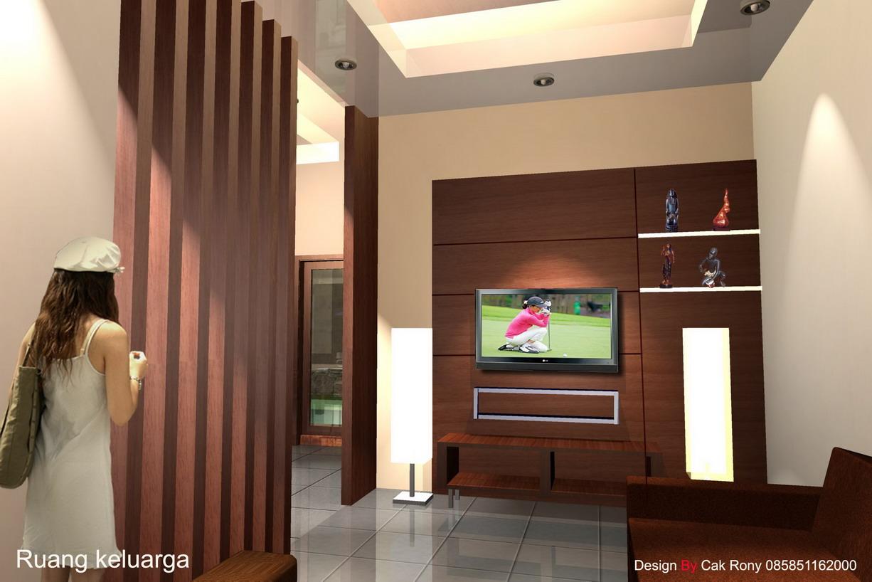 Contoh Partisi Rumah Minimalis Home Interior Design Gambar Om