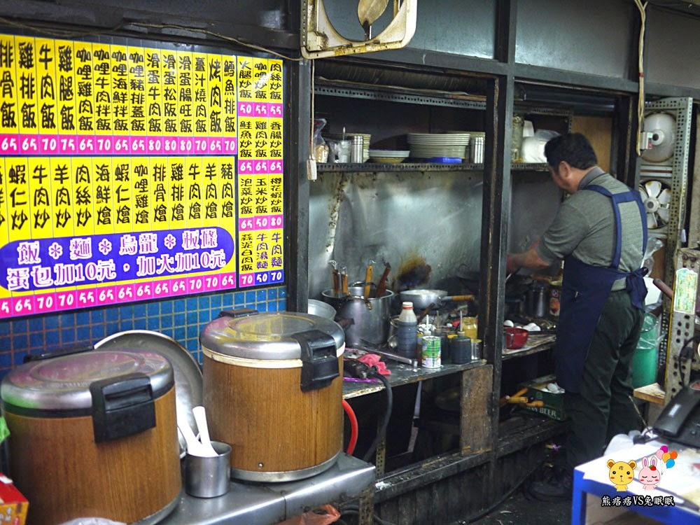 P1230148 - 台中電子街美食推薦│超特別的中正簡餐雞排炒飯蛋包飯