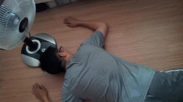 Bahayanya Tidur Menggunakan Kipas Angin