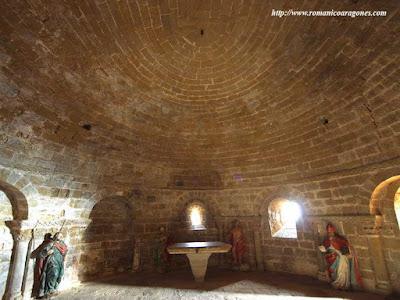 Cripta castillo Loarre