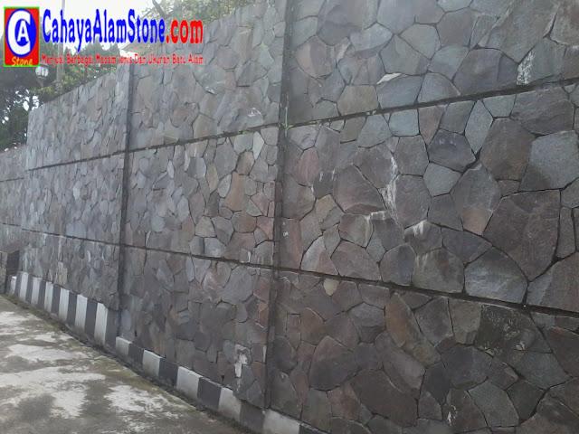Harga Batu Templek Acak Termurah Dan Lengkap November 2019