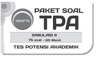 Soal TPA SBMPTN