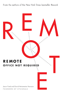 Jason Fried & David Hansson: Remote