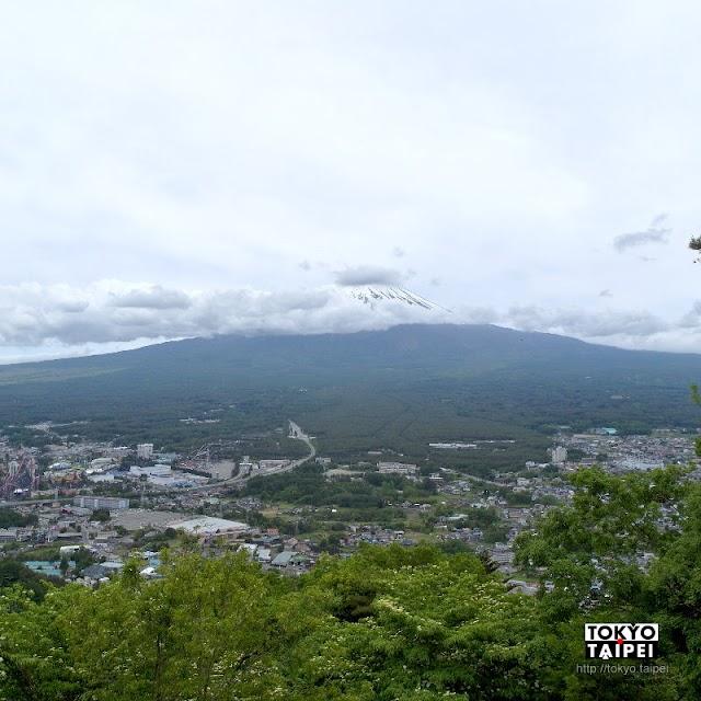 【Kachikachi山纜車】搭纜車上河口湖天上山公園 與兔子和狸貓一起眺望富士山