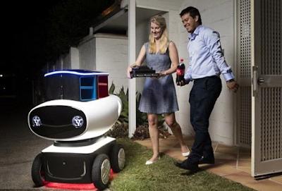 robot Meet DRU
