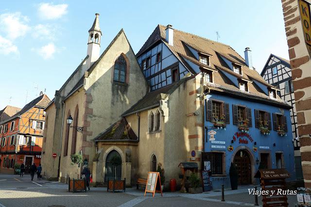 Capilla de Santa Catherine, Ribeauvillé