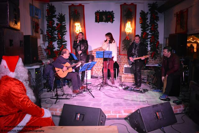 """Memory Lane"" στο Χριστουγεννιάτικο Χωριό του Κόσμου"