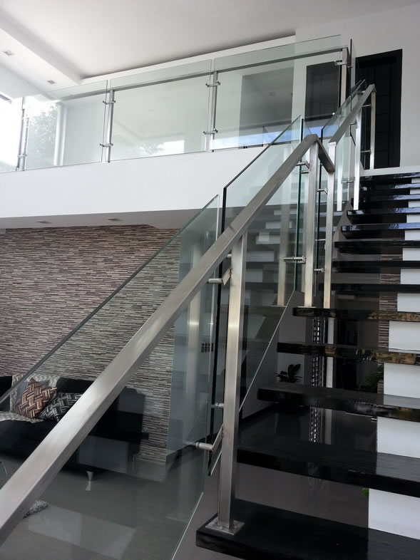 Glass Railings Philippines: Glass Balcony Railings