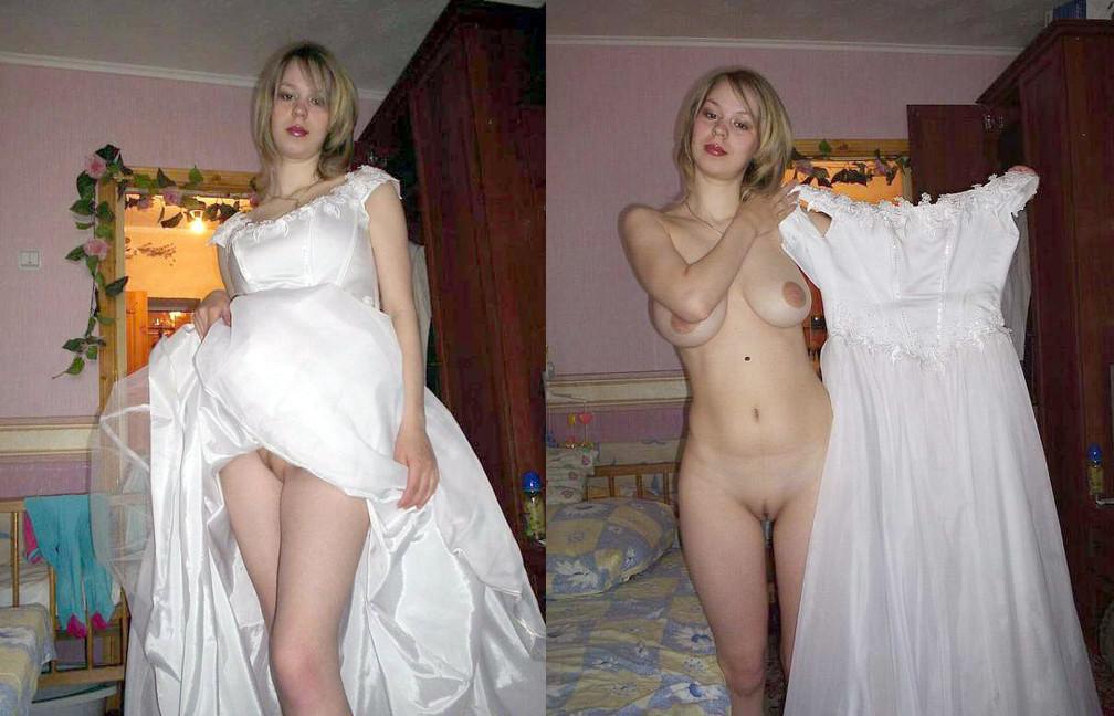 приходится фотки замужних жен под платьем и голые фото