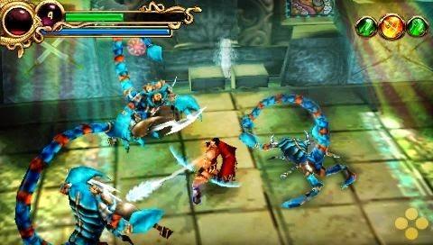 Hero of Sparta screenshot 1