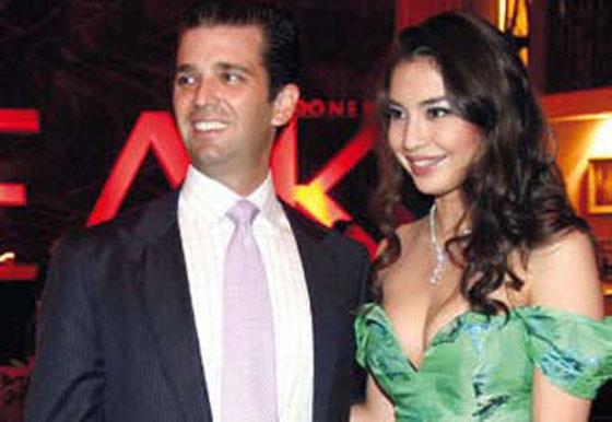 Foto Manohara Dengan Donald Trump
