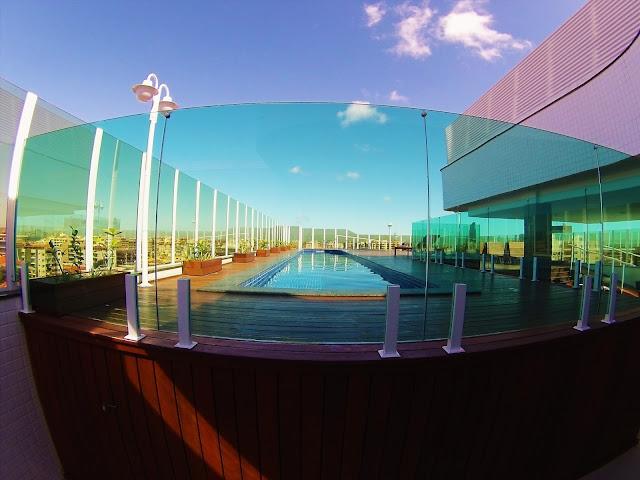 Rooftop do BW Plus Oásis Cabo Frio