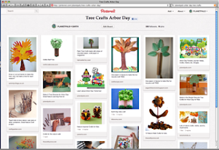 Our collection of Arbor Day Tree Ideas on Pinterest