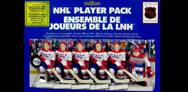 TABLE HOCKEY CAPITALS