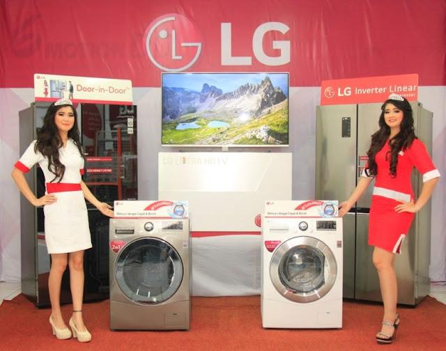 Lowongan Kerja PT. LG Electronics Indonesia Tbk, Jobs: Teknik Produksi, Staff Pembelajaran & Pengembangan SDM, Staff SQA, Manajemen Material, Kesehatan & Keselamatan Lingkungan, Etc.