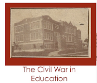 THE CIVIL WAR IN EDUCATION