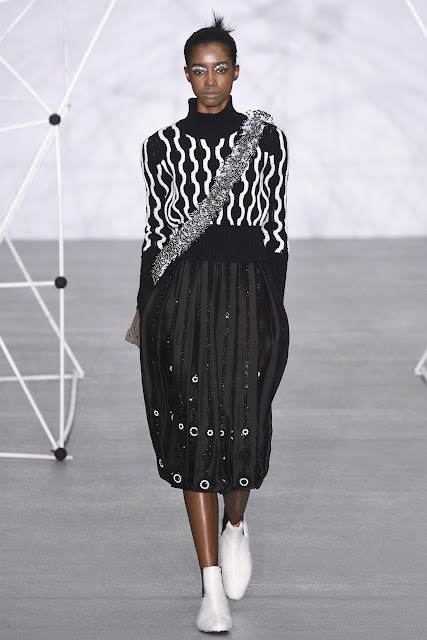 Holly Fulton Fall-Winter 2016-2017 LFW by Cool Chic Style Fashion