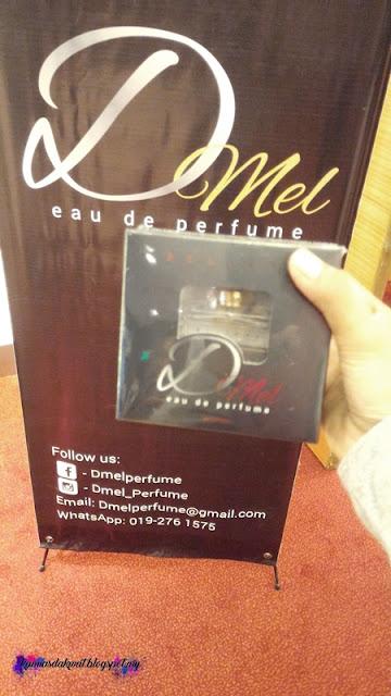 Haruman Dmel Perfume Meyakinkan