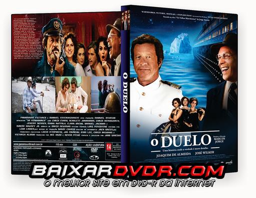 O DUELO (2015) NACIONAL DVD-R OFICIAL