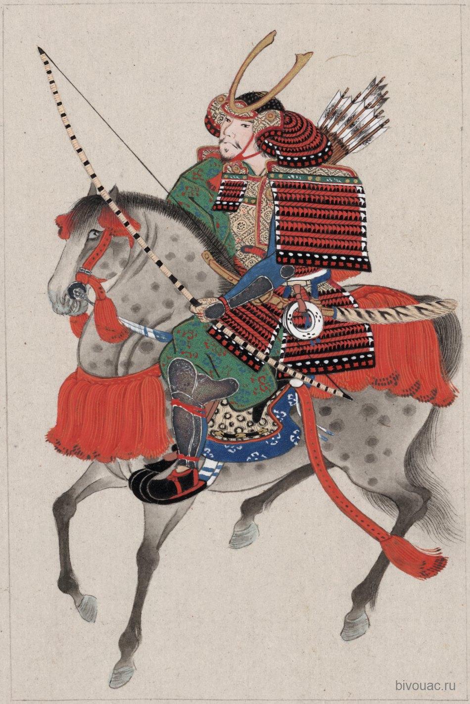 Бивак: Адыгэ Хабзэ и кодекс бусидо, черкесские уорки и японские самураи.