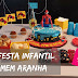 Decoração de Festa Infantil com tema do Homem Aranha | Guilherme 5 anos