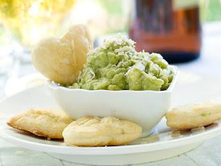 easy avocado dip recipe