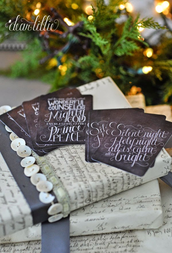 http://www.dearlillie.com/product/silent-his-name-holiday-tag-set