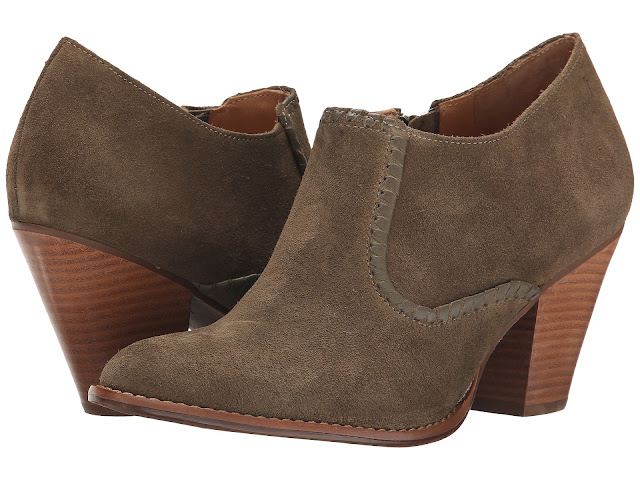 Amazon: Jack Rogers Kyle Suede Booties only $45 (reg $198) + Free Shipping!
