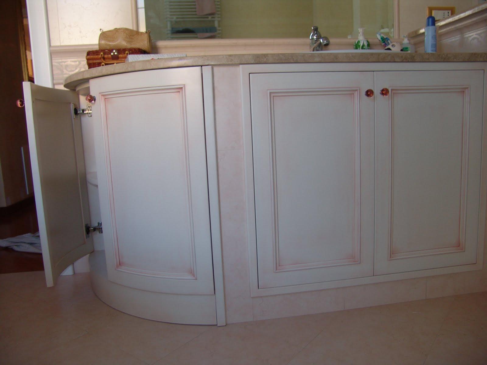 Artelegno mobili e accessori bagno in vari stili for Stili dei mobili