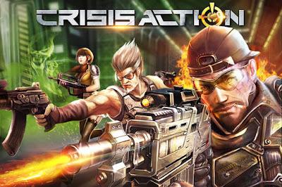 Crisis Action Mod APK+DATA