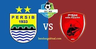 Persib Bandung vs PSM Makassar: Bauman Bisa Main, Tiket Sudah Bisa Dipesan