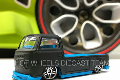 Bocoran New Model Hot Wheels 2017 Reguler