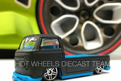 Bocoran New Model Hot Wheels 2017 Reguler