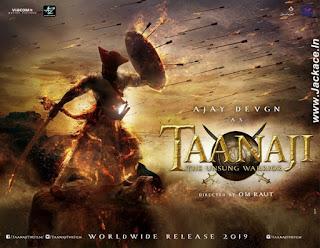 Taanaji – The Unsung Warrior First Look Poster