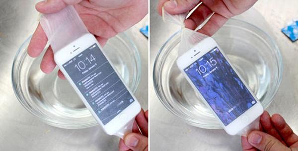 حول هاتفك الذكي الى جهاز خارق مقاوم للماء بطرق سهلة 2021