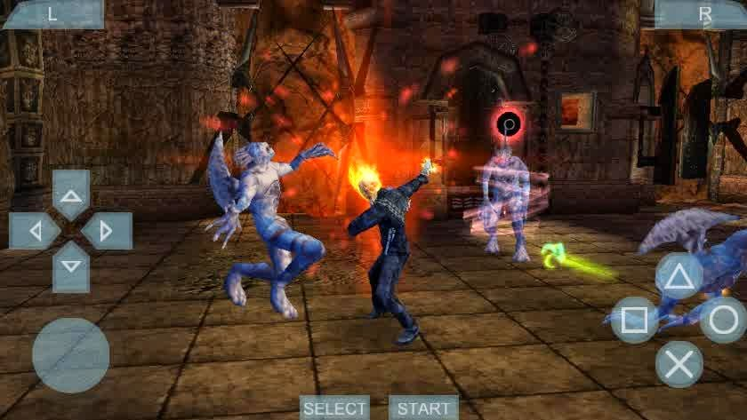 Download Ghost Rider PSP Android