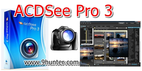 ACDSee Pro 3 Full Serial Number (Keygen) [One2up,4shared,Mediafire]