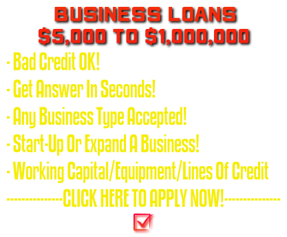There is a Way to Get an Unsecured Loan With Bad Credit?