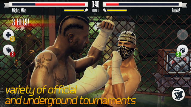 Real Boxing 2.3.1 Apk games