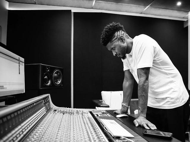 Usher and Jermaine Dupri tease 'Confessions' part 2