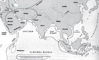 Sejarah Awal Masuknya Islam Ke Indonesia