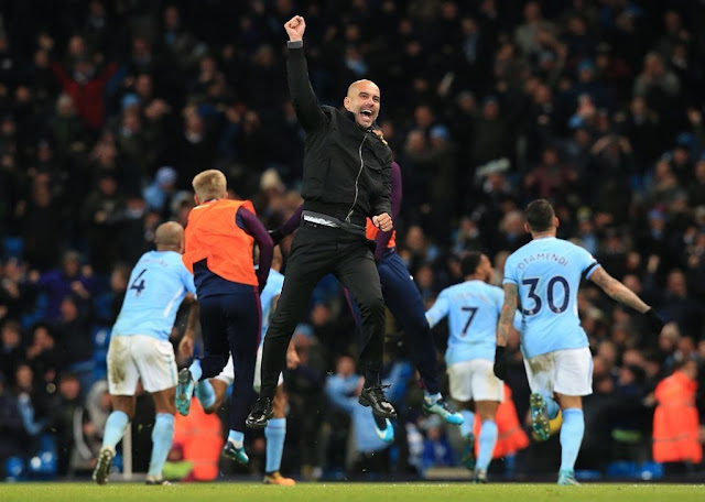 EPL: Manchester City retain title, beat Liverpool by one point
