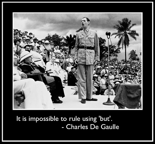 Charles de Gaulle 1944 Decolonization in French West Africa