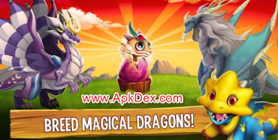 Dragon City Mod Apk Terbaru