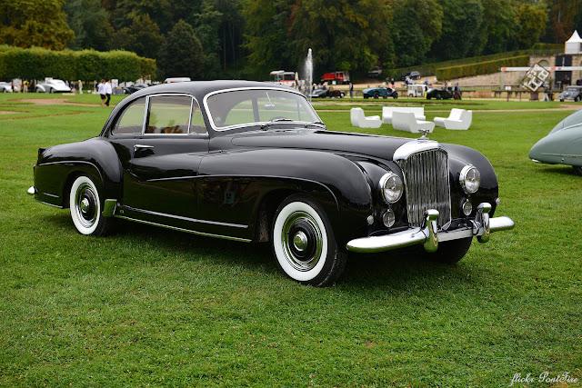 1955 Bentley Continental Type R Franay