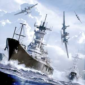 Battle of Warships 1.28 (Mod Money / Unlocked) Apk